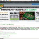 Freespins Strikeitluckycasino
