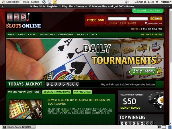 123 Slots Online Best Online Slots