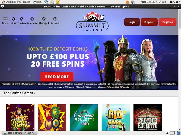 Summit Casino Forum