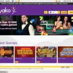 Login To Yako Casino