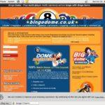 Bingo Dome Live