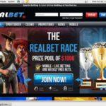 Get Realbet Free Bet