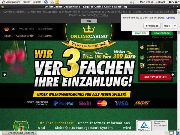 Onlinecasino Deposit Fees