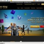 Sign Up For Euro King Casino