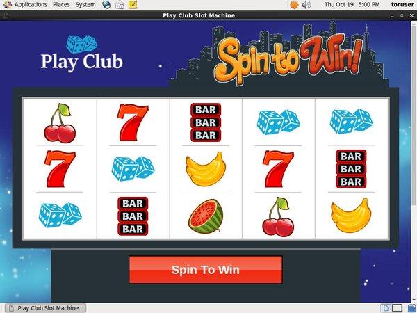 Play Club Online Casino