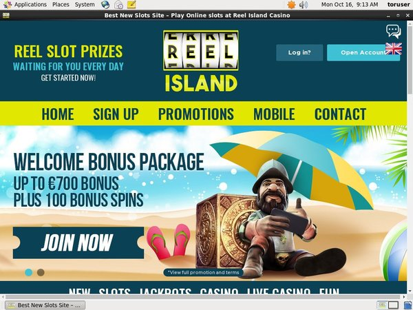 Reelisland Games And Casino