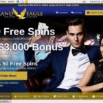 Grand Eagle Best Bingo Sites