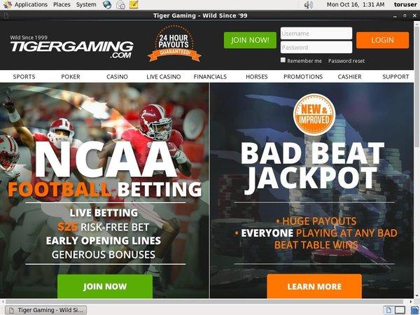 Tigergaming Casino På Nett