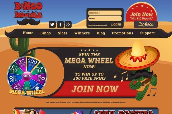 Download Bingo Hombre App