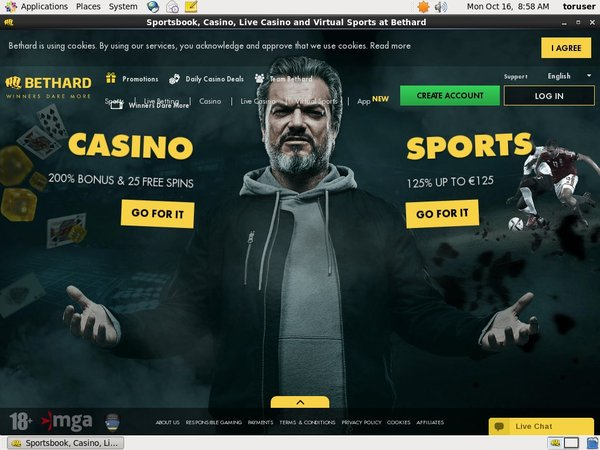 Bet Hard Best Online Casino