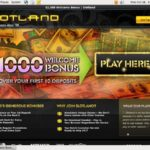 Slot Land New Account Offer