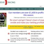 Joining Cleeve Racing Bonus