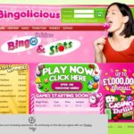 Bingolicious Pay With Paypal