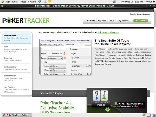 Free Poker Tracker 4 Spins