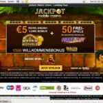 Jackpot Mobile Casino Deposit Offer