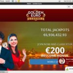 Golden Euro Casino Free Bet Bonus