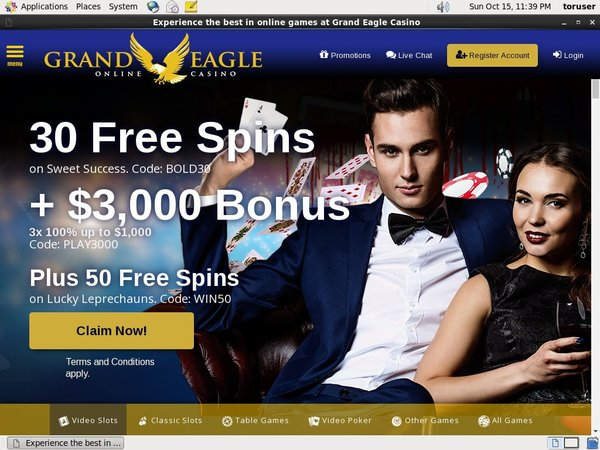 Grand Eagle Best Casino