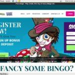 Fancy Bingo Deposit Methods