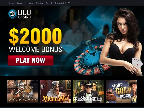 Blu Casino Matched Bet