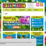 Daisy Bingo Sign Up Promo