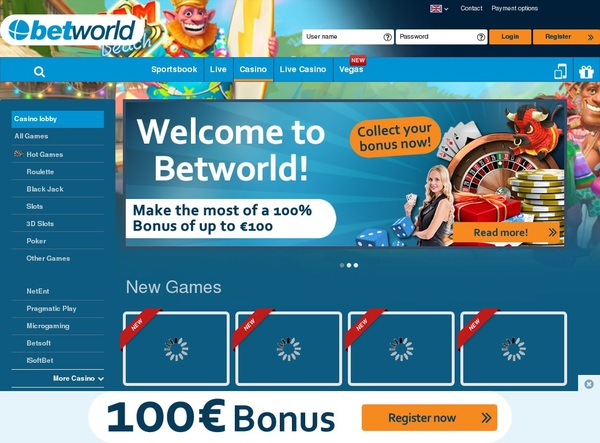 Get Betworld Free Bet