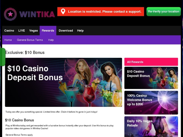 Wintika Payout