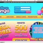 Lollipop Bingo Discover Card