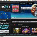 Spinson Casinos Bonus