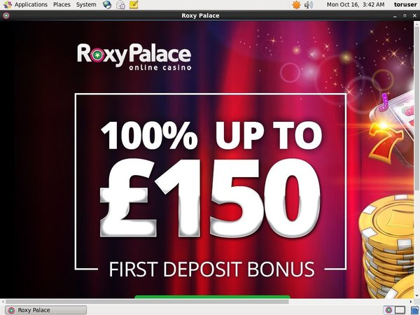 Roxy Palace Odds To Win