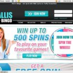 Wallis Bingo No Deposit Required