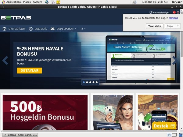 BetPas No Deposit Casino