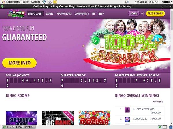 Bingoformoney Paypal Casino
