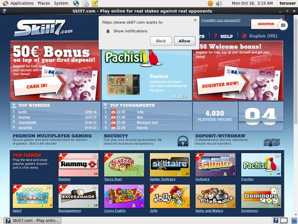 Skill7 Online Betting