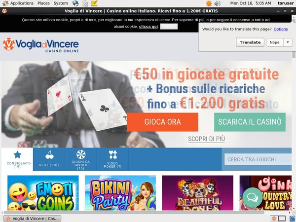 Vogliadivincere Union Pay