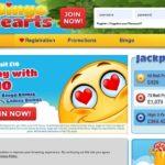 Bingo Hearts Free Bonus